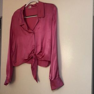 Pink Wilfred Blouse